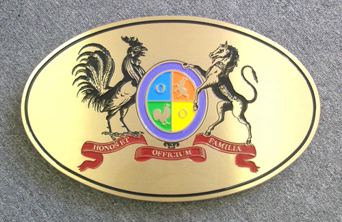 Shield Sign